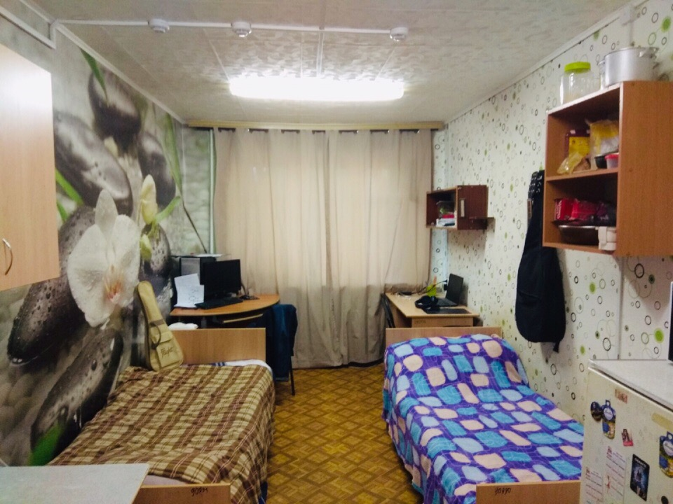 ДС №3. Смотр комнат.